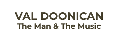 The Official Val Doonican Website